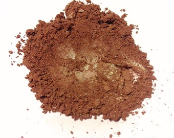 TEDDY BEAR Mineral Eye Shadow - Natural Mineral Makeup - Gluten Free Vegan Face Color