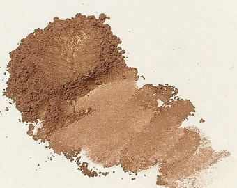 COCOA BEAR Mineral Eyeshadow - Shimmery Eye Shadow - Natural Gluten Free Mineral Makeup