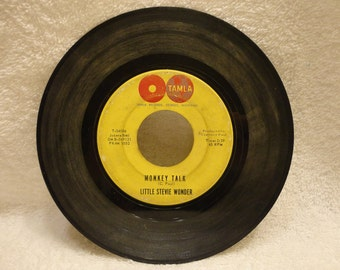 Little Stevie Wonder 45 Record ~ FREE Domestic Shipping