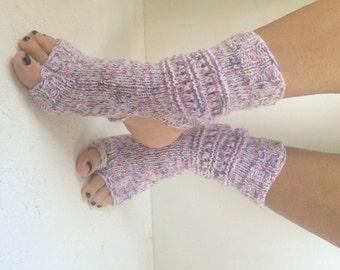 NEW yoga socks Pilates Socks   women multicolored  Yoga Socks  flip flop socks  Dance Socks Slipper Socks Women  Socks  Colorful Socks