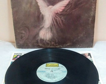 Emerson Lake and Palmer vinyl LP 1971 self titled album