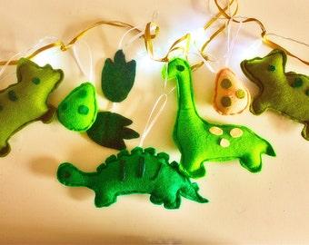 Dinosaur Kids Lights, Dinosaur Themed Room, Boys Room Decor, Girls Room  Decor,