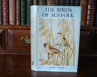 THE BIRDS Of SUFFOLK