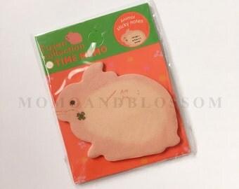 Rabbit Sticky Notes, Memo Pad