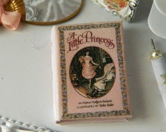 miniature lady book