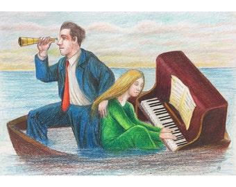 Sinking Sonnet