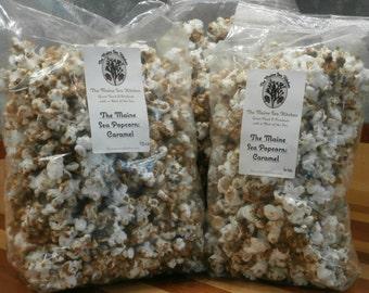 Maine Sea Kitchen (Seaweed) Popcorn: Caramel