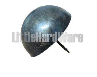 Big upholstery tacks/furniture tacks/decorator tacks/Upholstery Decorative Nails/tacks  [ Antique Z Finish ] - 80 mm X 80 mm - UN55