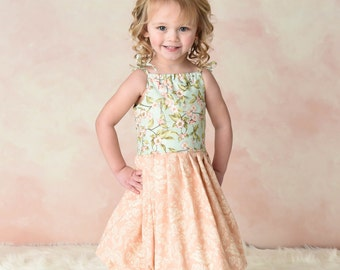 Kingsley KALMcollection Spring/Summer Boutique Bubble Dress