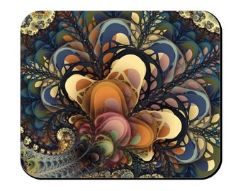 Sprouts Fractal Mouse Pad