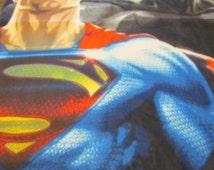 Popular Items For Superman Blanket On Etsy