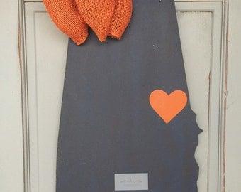 Auburn Wooden Door Hanger