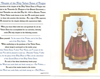Chaplet of the Holy Infant Jesus of Prague