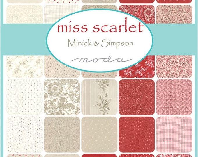 Miss Scarlet - Layer Cake
