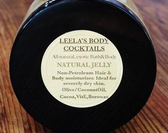 Natural Jelly Hydrating Body Polish DEEP MOISTURE