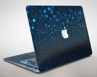 50 Shades of Unfocused Blue - Apple MacBook Air or Pro Skin Decal Kit (All Versions Available)