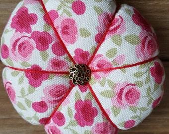 Pin Cushion Handmade Pin Cushion Flower Pin Cushion Sewing Accessories Sewing Pin Cushion