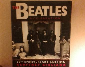 The Beatles A Celebration book
