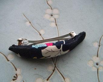 Fish barrette clip / hair slide / hair accessory
