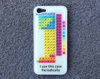 Periodic Table iPhone 6 Plus Case, Chemistry iPhone 6+ Case, Scientific iPhone  Case, Puns, Science Lover Gifts, Science iPhone Case
