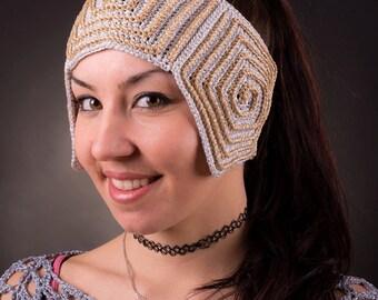 unique crochet hat