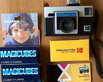 Kodak Instamatic X-15 Bundle