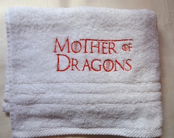 Game of Thrones Towels / FREE TOWEL OFFER