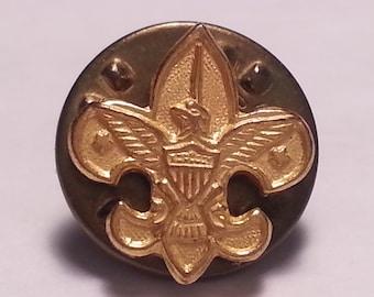Fleur De Lis Boy Scout Etsy