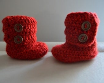 Newborn cap and booties