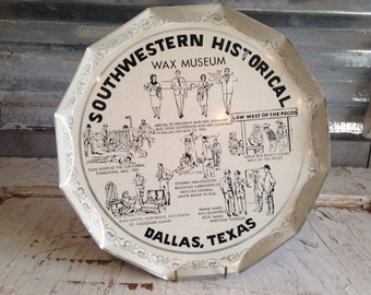Vintage Dallas Texas Souvenir