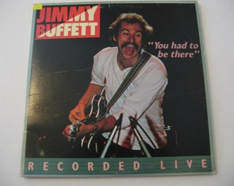 Jimmy Buffett Record Etsy