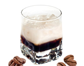 Flavored Coffee, White Russian Flavored Coffee