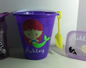 Mermaid Beach Bucket Set
