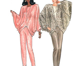 Butterick Sewing Pattern 5733 Misses' Jacket, Top, Pants  Size:  18-20-22  Uncut