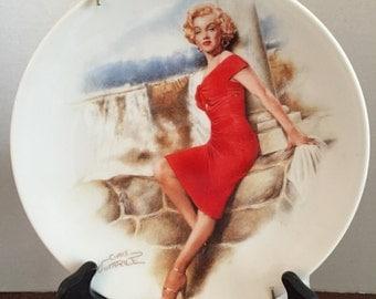Marilyn Monroe Collection, Niagara, Delphi Plate