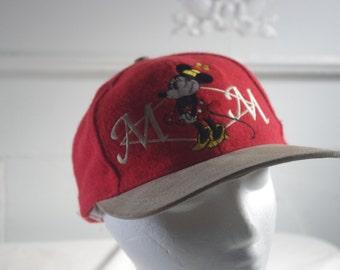 vintage Minnie Mouse hat