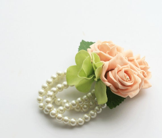 Wedding Flower Package Bridal Flowers Brooch Bouquets And