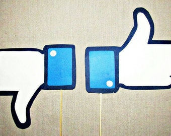 Facebook like and dislike