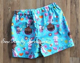 Children's - Doc McStuffins Lounge Shorts