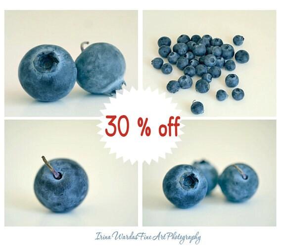 Blueberry Kitchen Decor