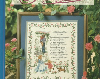 Cross Stitch Timeless Treasures Book
