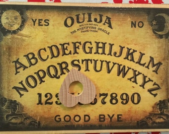 Pocket Ouija Board  3.5x5