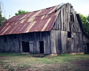 Old Barn Canvas Gallery Wrap