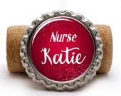 15% OFF Gift for Nurse, Nurse Gift, Nurse, Nursing Student, Nurse Graduation Gift, Nursing Student, RN Gifts, RN Keyring, Nurse Keychain, Pr