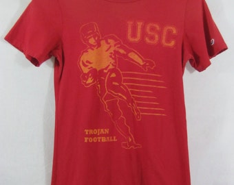 Vintage USC Super Soft Thin Tee