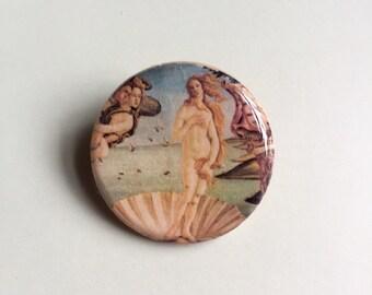 Birth of Venus Pin