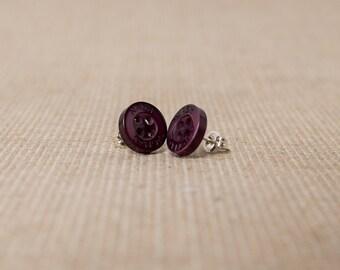 Button Earrings (7)