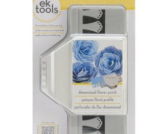 EK Tools Doily Petals Dimensional Flower Punch 54-51003