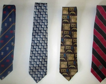 Assorted Neck Ties (Sold Separately)