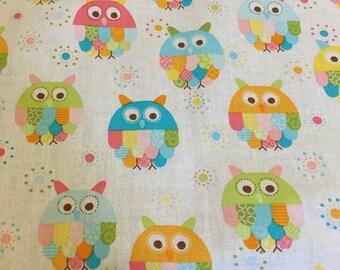 Owls Easter basket